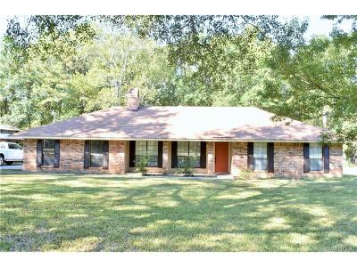 Benton Single Family Home For Sale: 219 Silver Leaf Drive
