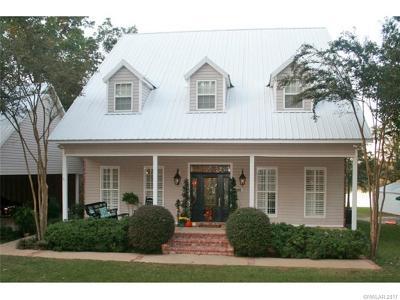 Benton Single Family Home For Sale: 999 Bay Ridge Drive