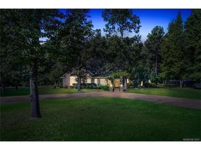 Benton Single Family Home For Sale: 104 Preston Bay Circle