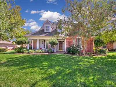 Bossier City LA Single Family Home For Sale: $355,000