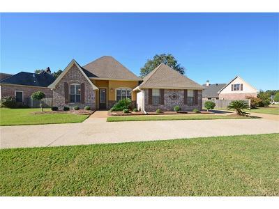 Shreveport Single Family Home For Sale: 10468 Keysburg Court