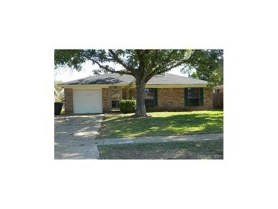 Bossier City Single Family Home For Sale: 4903 Gen Ewell Drive