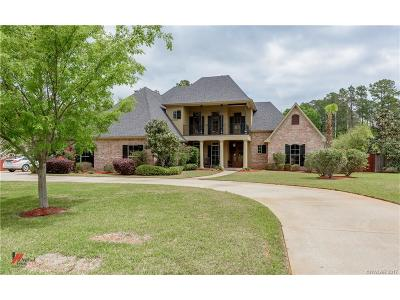 Long Lake Estates Single Family Home For Sale: 2715 Stone Creek Drive