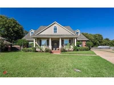 Bossier City LA Single Family Home For Sale: $343,500
