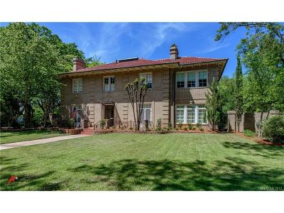 Shreveport LA Single Family Home For Sale: $455,000