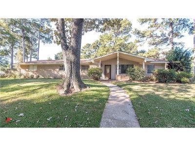 Shreveport LA Single Family Home For Sale: $235,000