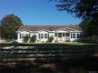 Haughton Single Family Home For Sale: 5744 Highway 157