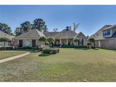 Benton Single Family Home For Sale: 176 Old Palmetto Road