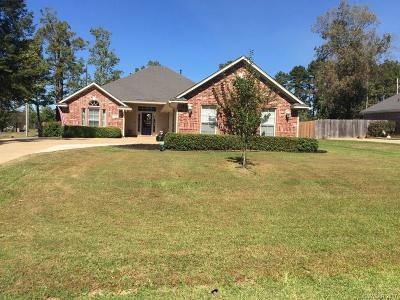Haughton Single Family Home For Sale: 2001 Highpoint Place
