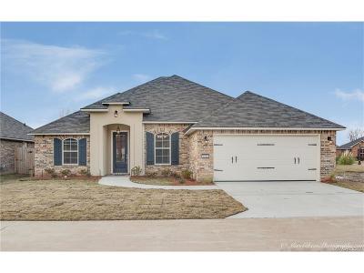 Shreveport LA Single Family Home For Sale: $243,705