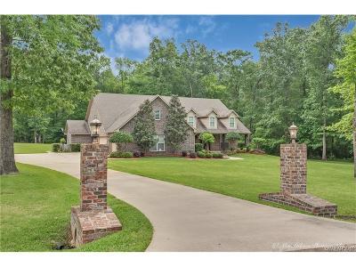Benton Single Family Home For Sale: 147 Juli Lane