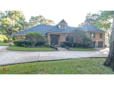 Shreveport Single Family Home For Sale: 1741 Willow Point Drive