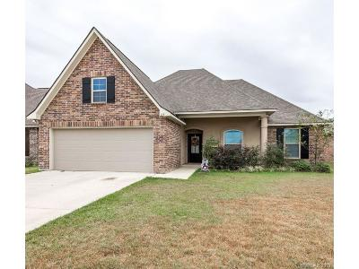 Bossier City Single Family Home For Sale: 215 Apalachee Way