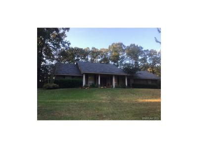 Benton Single Family Home For Sale: 2044 Woodlake Drive