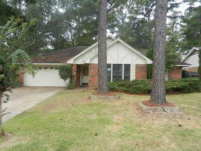 Single Family Home For Sale: 7028 Beaufort