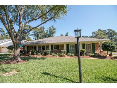 Shreveport Single Family Home For Sale: 10025 Trailridge Drive