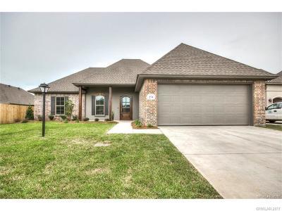 Shreveport LA Single Family Home For Sale: $269,900