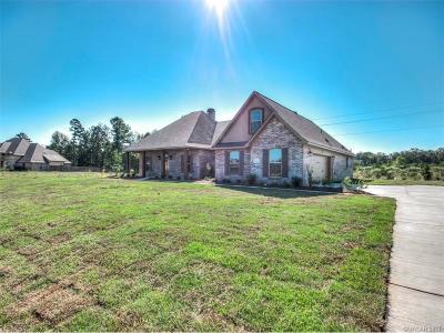 Haughton Single Family Home For Sale: 815 Limestone