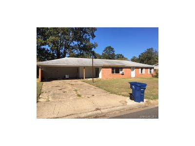 Benton Single Family Home For Sale: 1002 Dale Drive