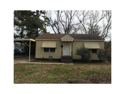 Bossier City Single Family Home For Sale: 1206 Boone Street
