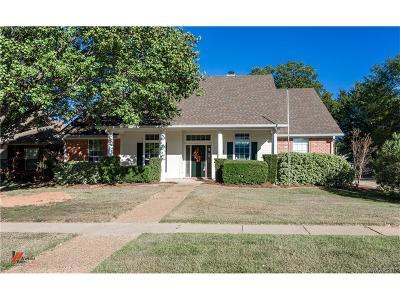 Cross Creek Single Family Home For Sale: 1513 Lexington Drive