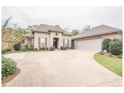 Bossier City Single Family Home For Sale: 2403 Abbey Road