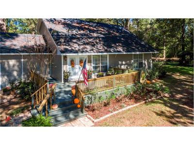 Stonewall Single Family Home For Sale: 498 Ranchette Road