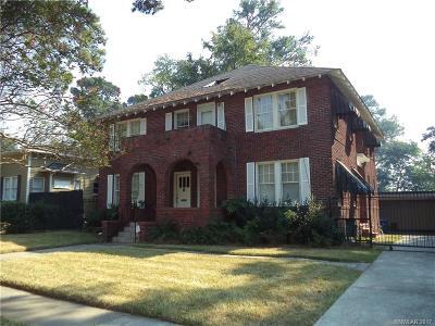Shreveport Multi Family Home For Sale: 1039 Blanchard Place