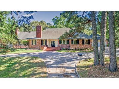 Shreveport Single Family Home For Sale: 7708 Creswell Road