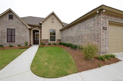 Norris Ferry Crossing Single Family Home For Sale: 266 Acadiana Creek Drive