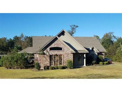 Minden Single Family Home For Sale: 110 Woodard Drive