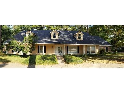 Shreveport Single Family Home For Sale: 10207 Ellerbe Road