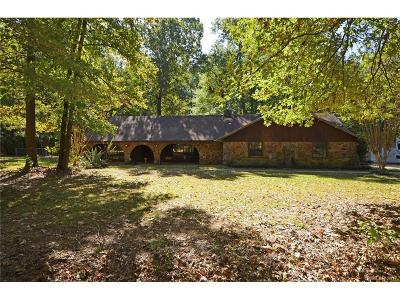 Shreveport Single Family Home For Sale: 8951 Meadow Creek Drive