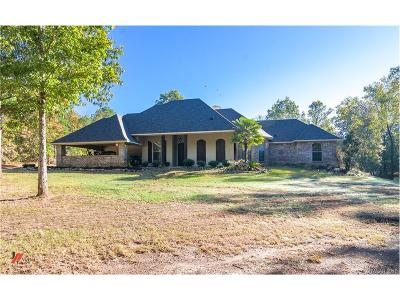 Benton Single Family Home For Sale: 1100 Butler Hill Road
