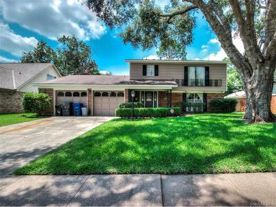 Town South Estates Single Family Home For Sale: 409 Kenshire Court
