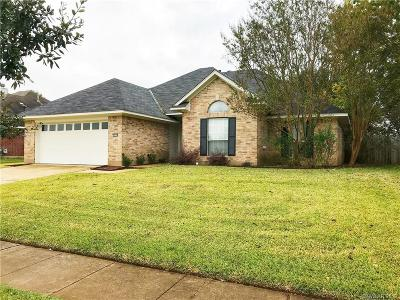 Bossier City Single Family Home For Sale: 5912 Pampus Lane