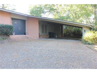Shreveport Single Family Home For Sale: 4732 Richmond