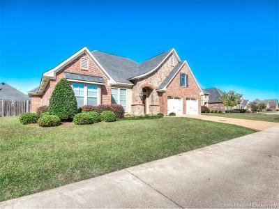 Shreveport Single Family Home For Sale: 222 Captain Hm Shreve Boulevard
