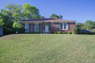 Shreveport Single Family Home For Sale: 610 McCormick Street