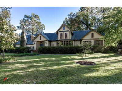 Shreveport Single Family Home For Sale: 441 Drexel Drive