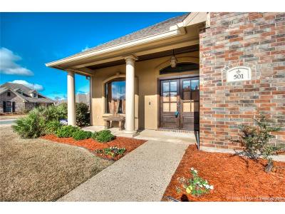 Bossier City Single Family Home For Sale: 501 Falling Water Circle