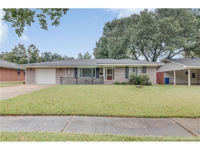 Shreveport Single Family Home For Sale: 314 E Southfield Road