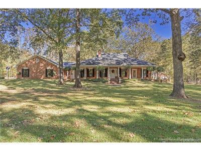 Benton Single Family Home For Sale: 211 Vance Road