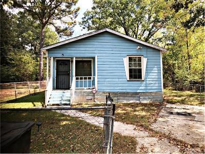 Shreveport Single Family Home For Sale: 1825 Willie Mays Street