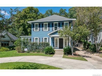 Shreveport Single Family Home For Sale: 322 Gladstone Boulevard