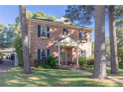 Shreveport Single Family Home For Sale: 502 Elmwood Street