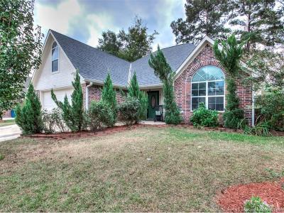 Haughton Single Family Home For Sale: 520 Amberwood Drive