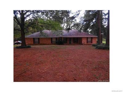 Shreveport Single Family Home For Sale: 2004 McCutcheon Avenue #2