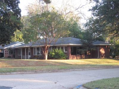 Shreveport LA Single Family Home For Sale: $116,900
