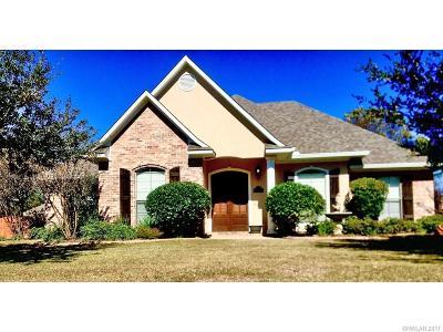 Bossier City Single Family Home For Sale: 513 Secret Cove